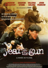 Year of the Gun movie poster