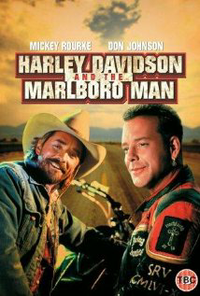 Harley Davidson and the Marlboro Man movie poster