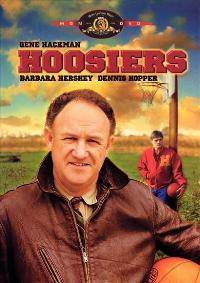 Hoosiers movie poster