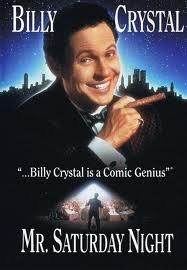 Mr. Saturday Night movie poster