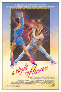 Night in Heaven movie poster