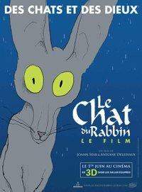 Rabbi's Cat (Le chat du rabbin) movie poster