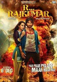 R...Rajkumar movie poster