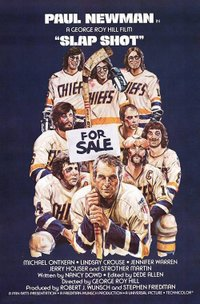 Slap Shot movie poster