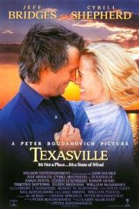 Texasville movie poster