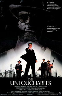 Untouchables movie poster