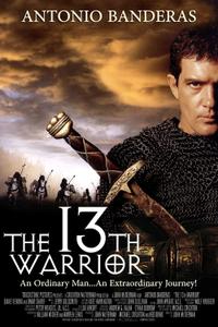 13th Warrior movie poster