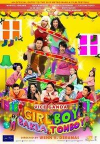 Girl, Boy, Bakla, Tomboy movie poster