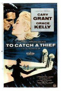 To Catch a Thief movie poster