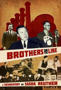 Brothers on the Line movie poster