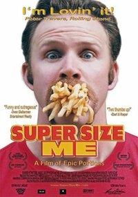 Super Size Me movie poster