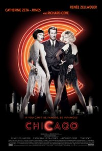 Chicago movie poster