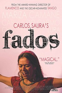 Fados movie poster