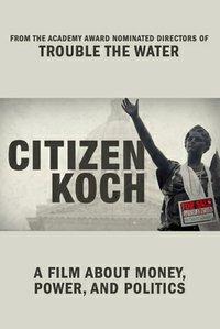 Citizen Koch movie poster