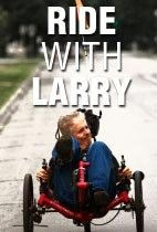 Ride with Larry movie poster