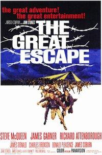 Great Escape movie poster