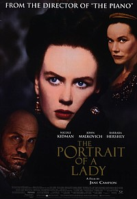 Portrait of a Lady movie poster