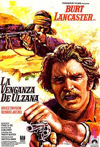 Ulzana's Raid movie poster