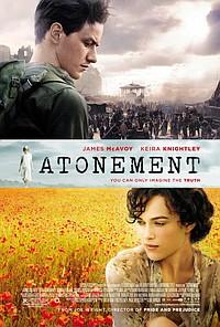 Atonement movie poster