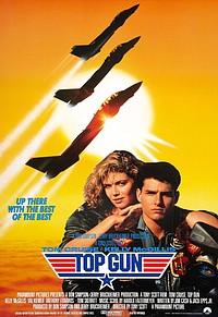 Top Gun movie poster