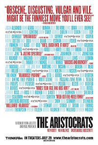 Aristocrats movie poster
