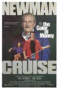 Color of Money movie poster