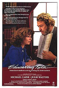 Educating Rita movie poster