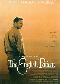 English Patient movie poster