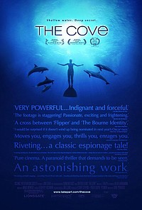 Cove movie poster