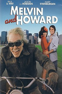 Melvin and Howard movie poster