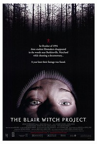 Blair Witch Project movie poster