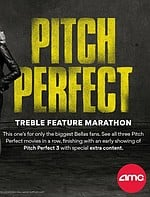 Pitch Perfect Treble Marathon