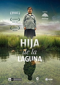 Daughter of the Lake (Hija de la laguna) movie poster