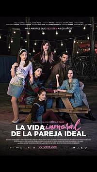Vida Inmoral de la Pareja Ideal movie poster