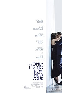 Only Living Boy in New York movie poster