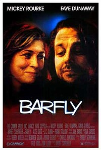 Barfly movie poster