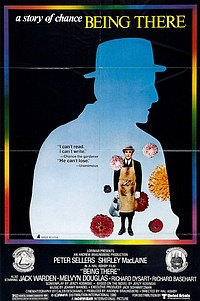 Being There movie poster