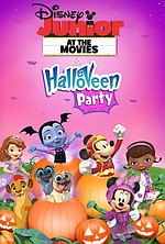 Disney Junior at the Movies - Halloween Party!