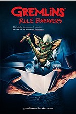 Gremlins Rule Breaker Event