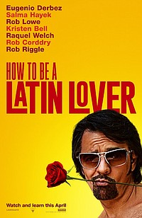 How to Be a Latin Lover movie poster