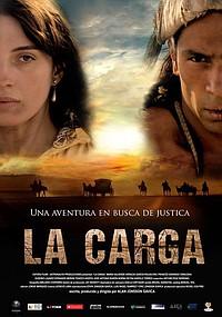 Carga movie poster