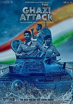 Ghazi Attack (Hindi)