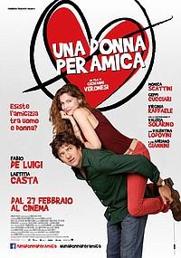 Donna Per Amica movie poster
