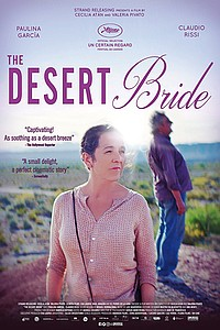 Desert Bride (La novia del desierto) movie poster