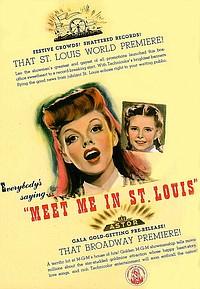 Meet Me in St. Louis movie poster