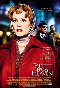 Far from Heaven movie poster