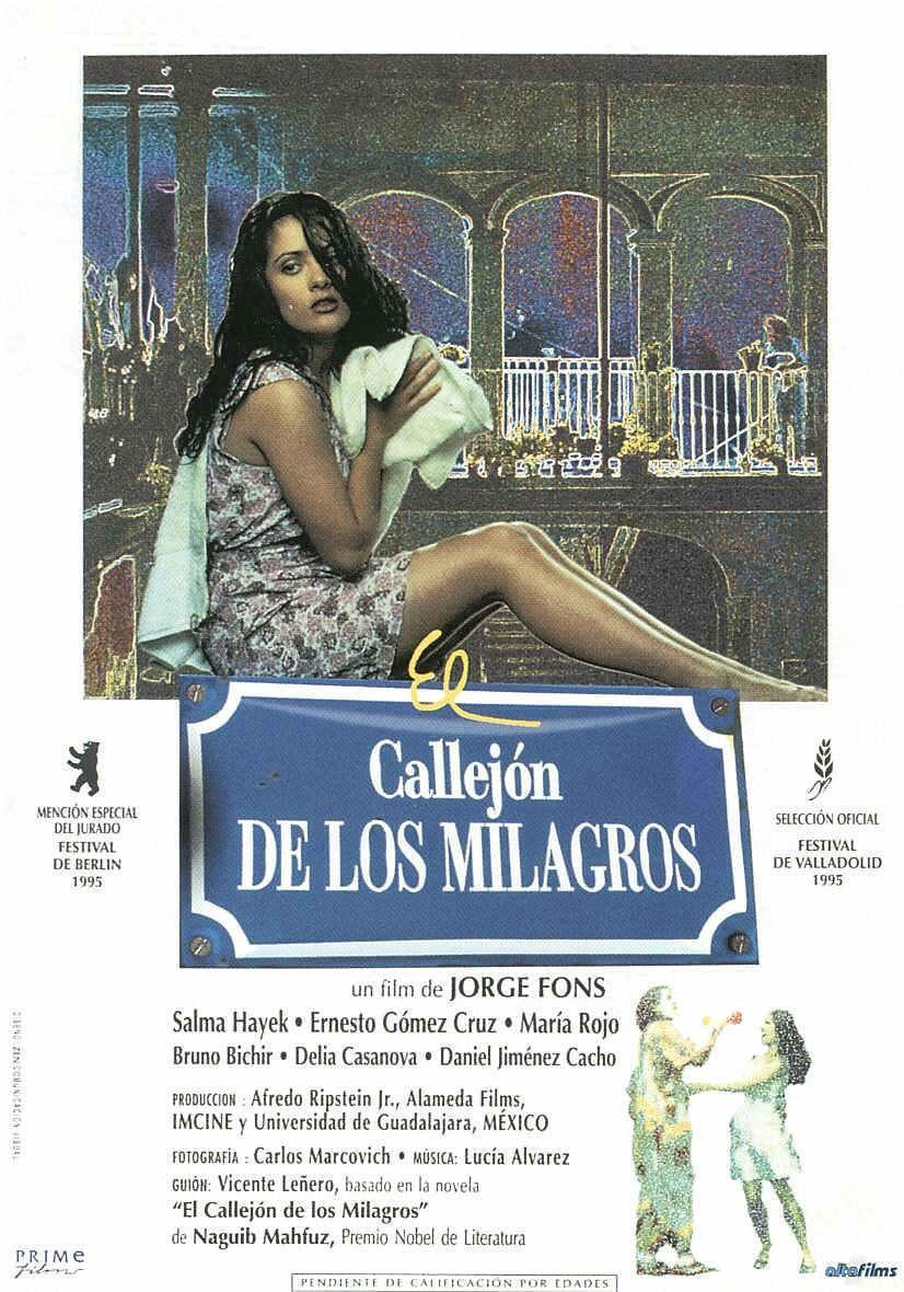 EL CALLEJON DE LOS MILAGROS EPUB