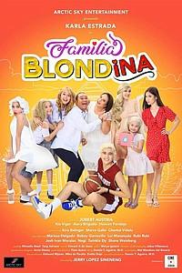 Familia Blondina movie poster
