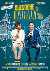 It's All About Karma (Questione di karma) movie poster