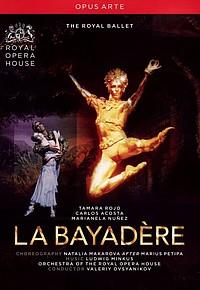 Royal Ballet: La Bayadere movie poster